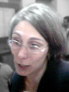 Jueza Gabriela Seijas