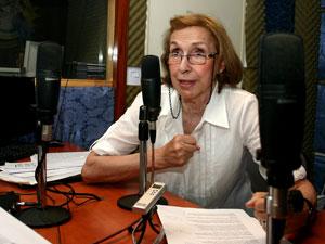 Sra. Alicia Giménez