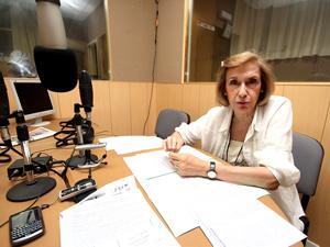 Alicia Giménez, presidenta de UCRA y vicepresidenta de la Federación Argentina de Consorcios.