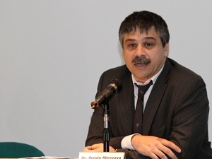 Dr. Sergio Abrevaya (Coalición Cívica).