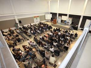 La Jornada se realizó en el Centro de Empleados de Comercio del partido de San Martín.