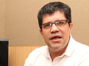 Gustavo Desplats, titular de la Protocomuna Caballito.