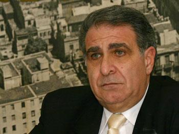 Crio. Mayor (R) Edgardo Aoun, coordinador de inspectores y contralor comercial de la ciudad.