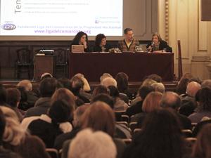 El Simposio se realizó en la sede de la Sociedad Científica Argentina ante una nutrida concurrencia.