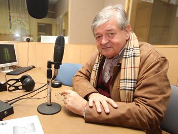 Adm. Jorge Hernández en el programa de radio DERECHO DE PISO.