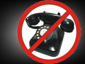 """Ahora para ser incluído en el """"Registro No Llame"""" sólo hay que hacer una llamada telefónica."""