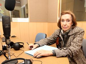 Alicia Giménez, presidenta de UCRA, en el programa de radio Derecho de Piso.