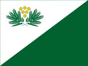 Bandera del partido de San Isidro, lugar donde se realizó la jornada de capacitación.
