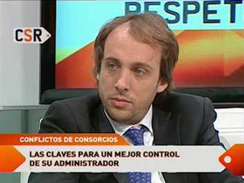 El Dr. Juan Manuel Gallo en el programa ConSumo Respeto.