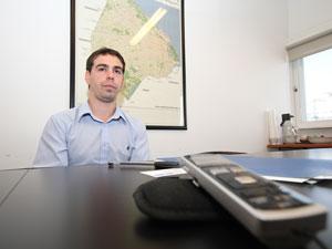 Lic. Ezequiel Paulucci, integrante del Centro de Diagnóstico y Propuestas de Seguridad Pública de la Defensoria del Pueblo de la CABA.