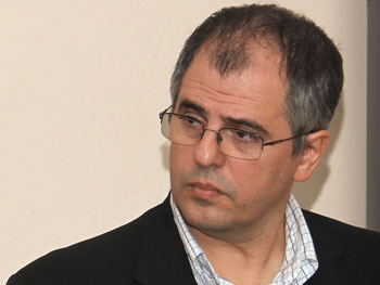 Adm. Adrián Hilarza, presidente de AIPH.