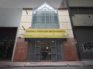 Sede de Defensa y Protecci�n del Consumidor de la CABA.