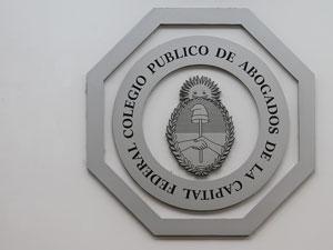 Colegio P�blico de Abogados de la Capital Federal.