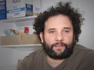 Dr. Ezequiel Nino, codirector de la Asociaci�n Civil por la Igualdad y la Justicia.
