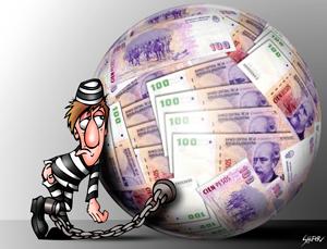 El valor de las multas por infracciones al Registro Público de Administradores de la CABA están atadas a los salarios de los encargados.