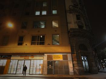 Nueva sede de la Dirección General de Defensa y Protección del Consumidor de la CABA en la calle Maipú 169 de esta ciudad.