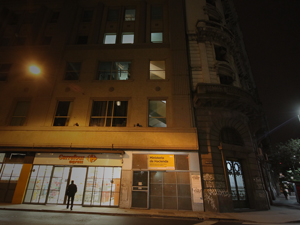 Sede de la Dirección de Defensa y Protección del Consumidor en la calle Maipú 169 de esta ciudad.