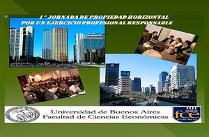El evento se desarrollar� el jueves 29 en la Facultad de Ciencias Econ�micas de la UBA en Av. C�rdoba 2122.