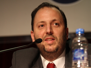 Jorge Scampini anunci� la creaci�n de la Asociaci�n de Profesionales Administradores de la Rep�blica Argentina.