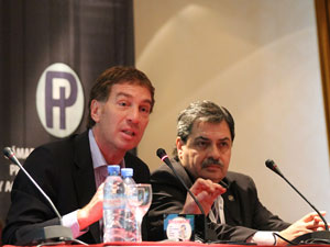Cr. Diego Santilli, ministro de Ambiente y Espacio P�blico de la Ciudad Aut�noma de Buenos Aires.