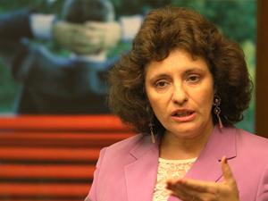 Cra. Liliana Corzo, especialista en propiedad horizontal.