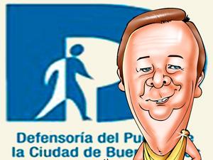 Oscar Zago, exlegislador del PRO y futuro defensor adjunto de la Defensoría del Pueblo porteño.