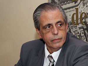 Adm. Arturo Molina, secretario de la CAPHyAI.