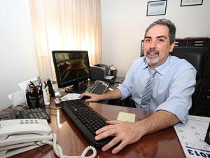 Adm. Marcelo Ruiz, presidente de AIPH.