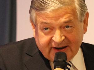 Adm. Jorge Hernández, coconductor del programa Reunión de Administradores y presidente de la fundación del mismo nombre.