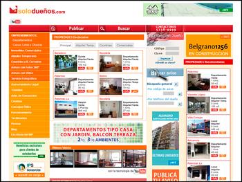 Hay sitios especializados que ofrecen tanto a vendedores como compradores publicidad, fotografía, asesoramiento y noticias.