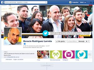 """A pesar a que su """"sistema"""" Mis Expensas afectará a un tercio de la población porteña, Larreta no hizo mención al mismo ni en su Web, ni en las redes sociales."""