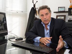 Emilio Rossi, experto en seguridad y protección contra incendios.