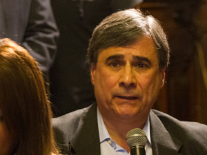 """Cr. Gustavo Gallego: una ayuda para aquellos consorcios que no tienen capacidad para asumir los gastos  que van a generar estos cambios""""."""