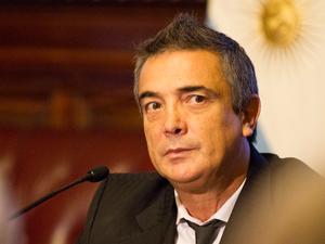 """Senador Eugenio """"Nito"""" Artaza."""