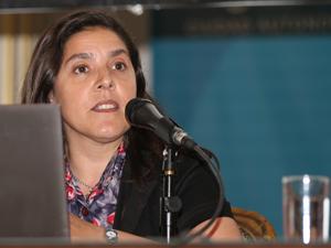 """Dra. Vanesa Contreras Molina: """"Incidencia del nuevo Código a la actividad consorcial""""."""