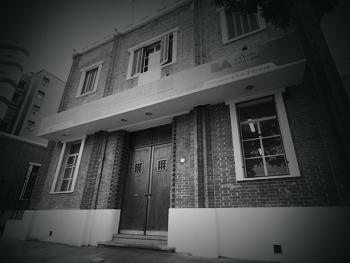 Sede del Registro Público de Administradores de Consorcios de esta ciudad en la calle Patricias Argentinas 277.