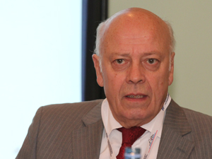 Adm. Guillermo Isla Vieyra, presidente de la Cámara de Administradores de Propiedad Horizontal de Bahía Blanca y Zona Sud.