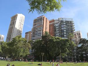 Consorcios de propietarios frente a Barrancas de Belgrano.