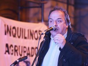 Legislador Fernando Muñoz.