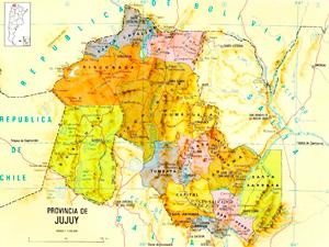 Provincia de Jujuy.