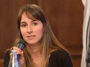 Florencia Iacopetti, gestora nacional de reciclaje de Fundación Avina.