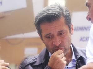 Víctor Santa María.