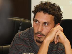 Germán Schierff, referente de la Asociación Platense de Inquilinos.