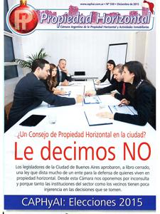 Revista Nº 330 del mes de diciembre.