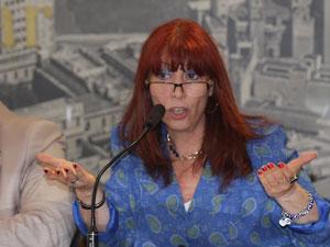 Dra. Diana Sevitz.