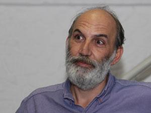 Sr. Andrés Zulberti, coordiandor de la Comisión de Conosrcios de la Comuna 3.