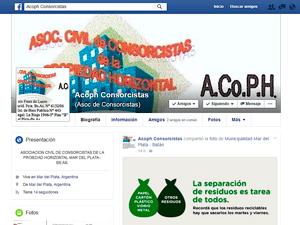 Ana María Huertas dio a conocer la noticia por medio de su cuenta en Facebook.