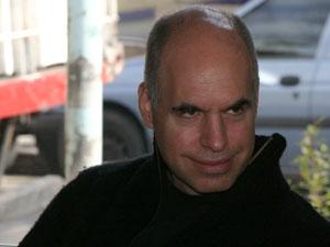 Horacio Rodríguez Larreta.