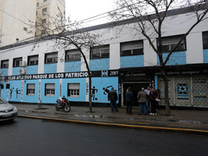 Club Atlético de Parque Patricios.