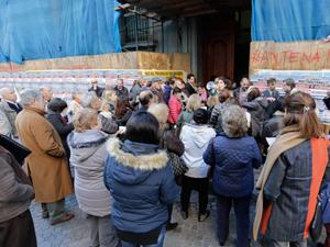 Durante dos jueves consecutivos, consorcistas manifestaron frente a la Legislatura, el tercero Rodríguez Larreta anunció la derogación de la ley.